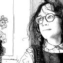 Geranium and Sandra — ink edition
