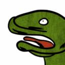 "Some kinda… ""frog monster""?"
